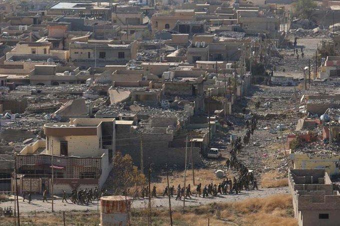 Şengal   Irak güçlerinin YBŞ'ye verdiği süre bugün doluyor!