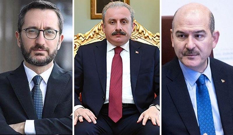 AKP'den 103 amiralin bildirisine sert tepki!