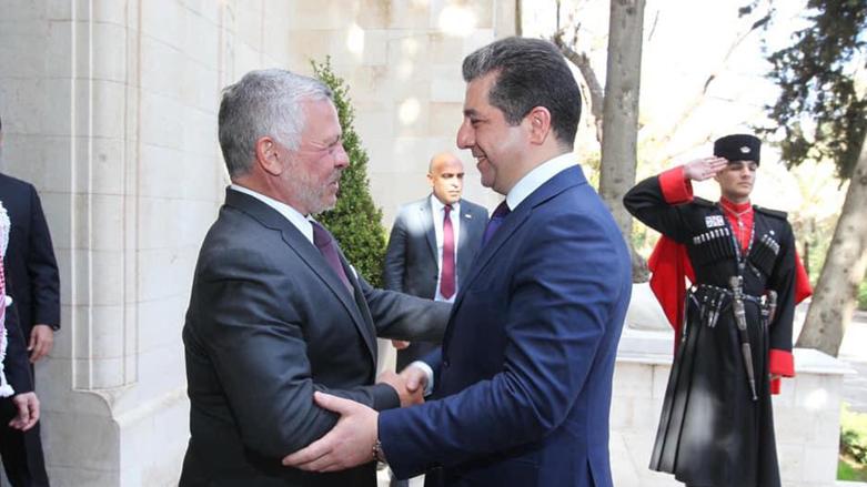 Başbakan Barzani'den Kral Abdullah'a destek açıklaması