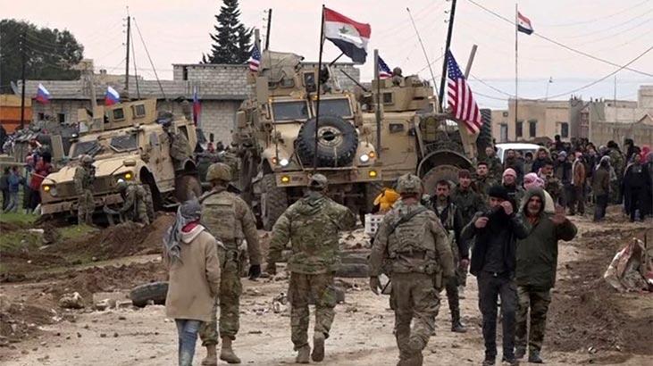 Rusya: ABD Suriye'den ayrılmayı düşünmüyor!