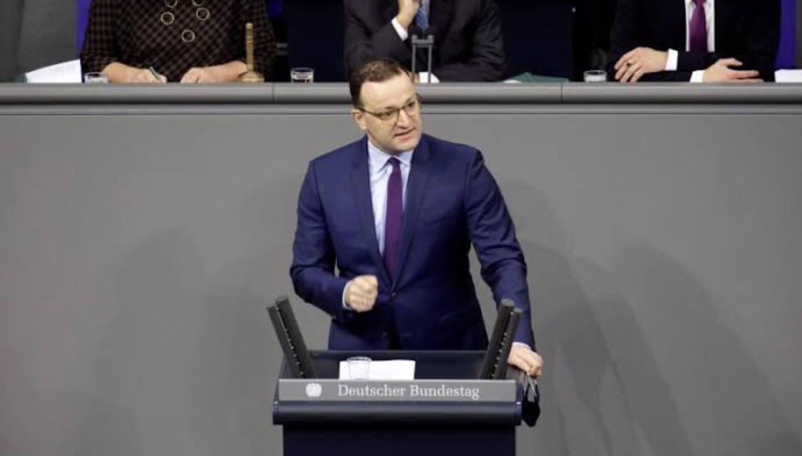 Alman Sağlık Bakanı: Türkiye virüs varyantını yayan yerler arasında