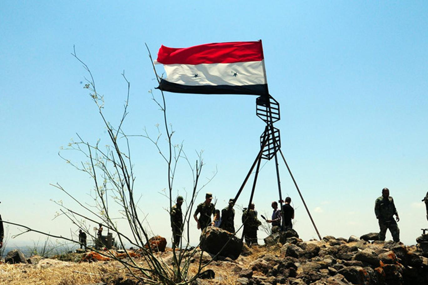 IŞİD'ten rejim askerlerine saldırı: Çok sayıda ölü ve yaralı var!
