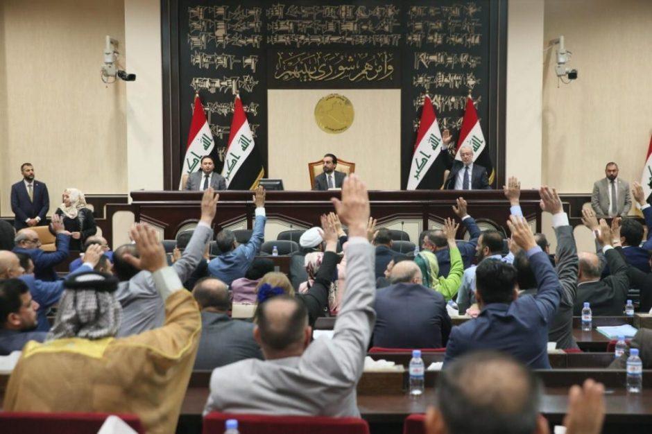 Bütçe yasası Irak'ta yine onaylanmadı!