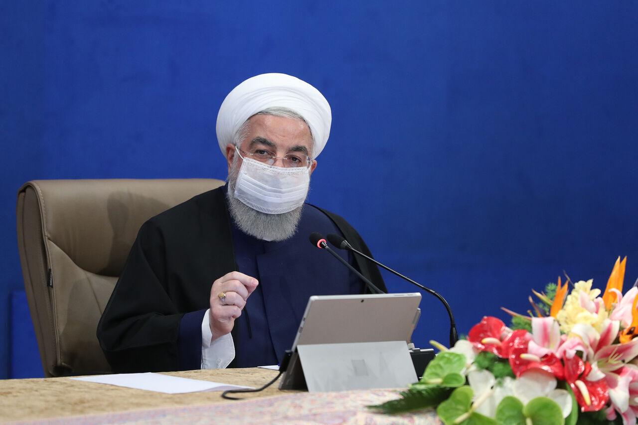 Ruhani dördüncü dalgadan Irak'ı sorumlu tuttu!