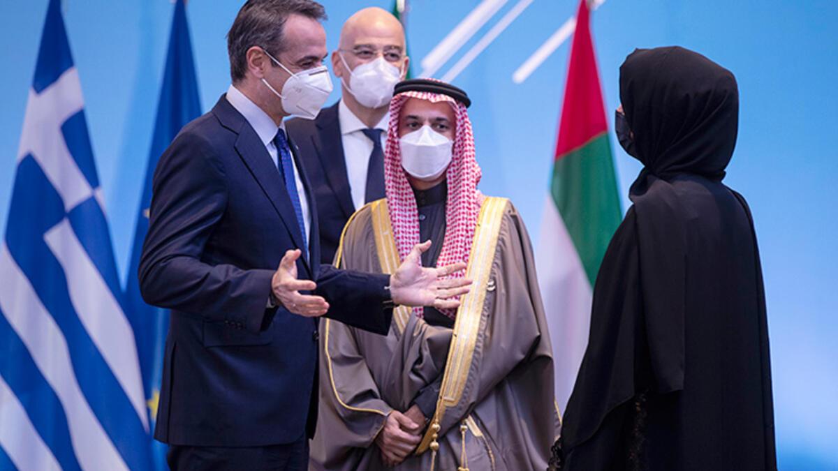 Yunanistan, Avrupa ile Orta Doğu arasında 'köprü' olmak istiyor!
