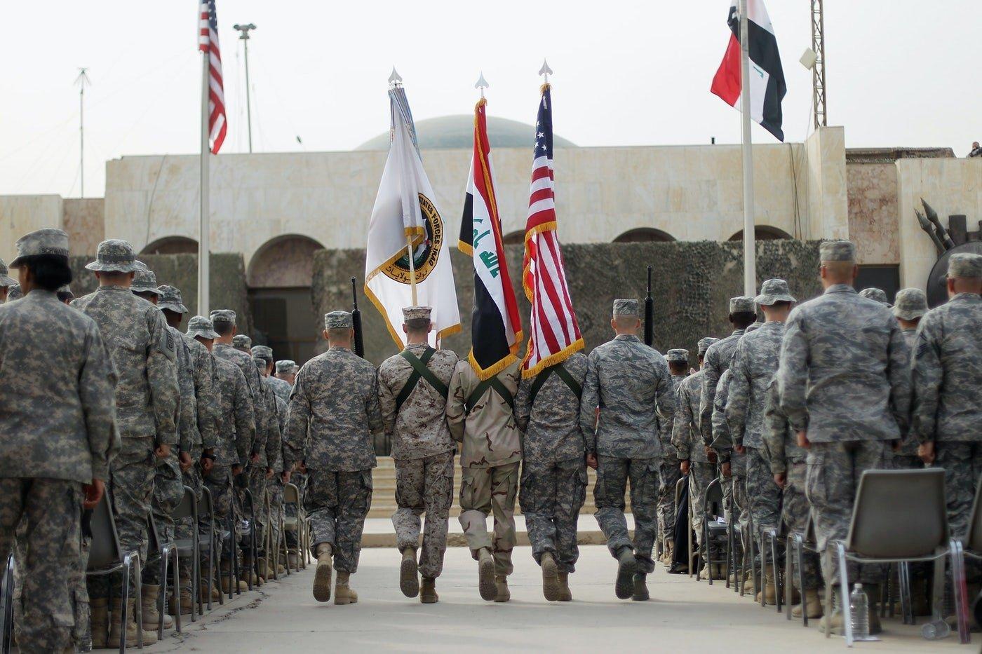 Irak, ABD ile görüşmeler çerçevesinde teknik komite kurma kararı aldı!
