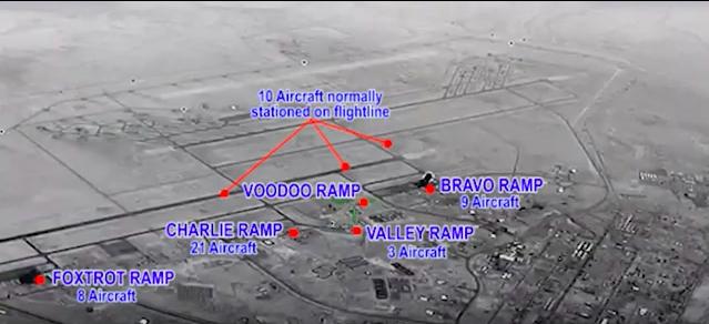 VİDEO |Pentagon o anları yayınladı: İşte 'o saldırının' görüntüleri!