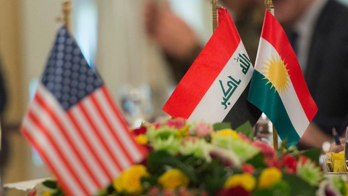 ABD'den Erbil ile Bağdat arasındaki ilişkiler hakkında açıklama!