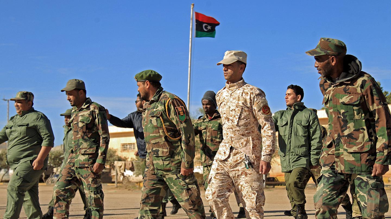 ABD'den Libya'daki yabancı güçler için yeni mesaj: Zamanı geldi!