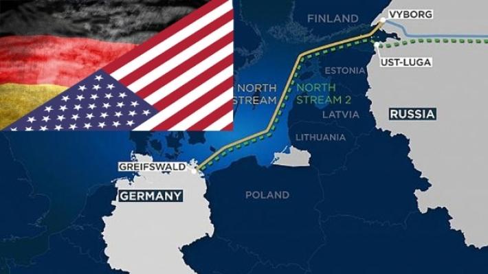 ABD'den Kuzey Akım-2 projesine yeni yaptırım sinyali!