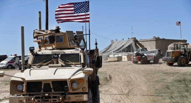Rojava | ABD kuvvetlerinden, Koalisyon'un bulunduğu üsse askeri takviye!