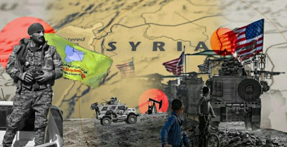 ABD Kongresi'ne sunulan raporda 'Rojava' detayı: Eğer ABD çekilirse…