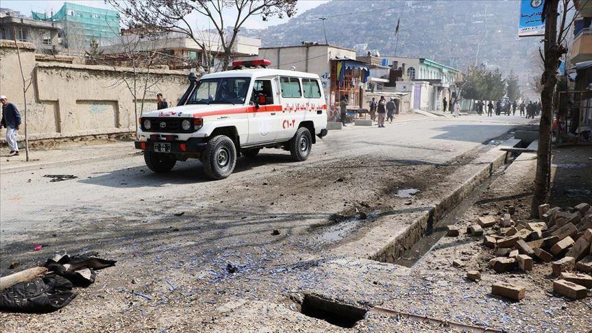 Afganistan'da bombalı saldırı: 8 ölü, 53 yaralı!