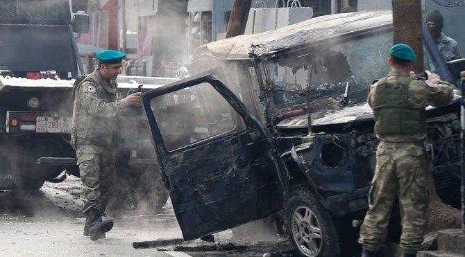 Afganistan'da Taliban saldırısı: 8 polis öldürüldü!