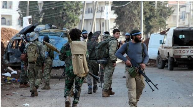 HRW: Li Efrînê 604 sivîl hatine kuştin, 7 hezar û 243 jî hatine revandin