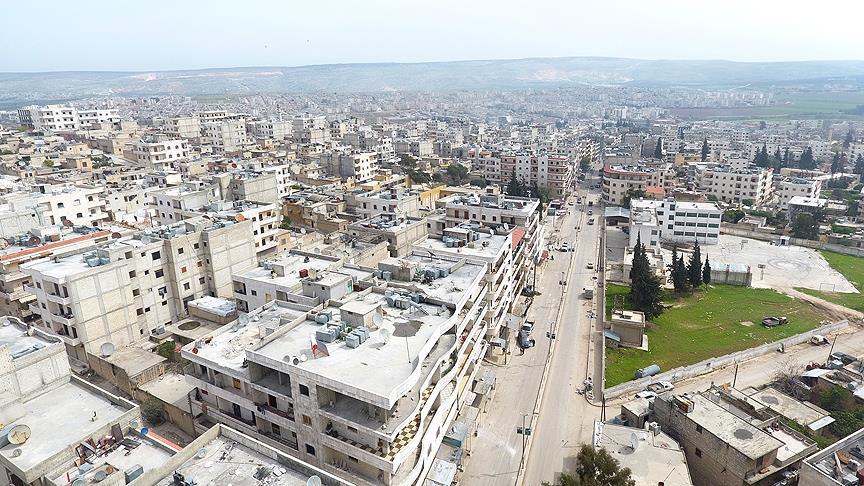 Afrin | İthal Arap ve Türkmenler için konut inşa ediliyor!