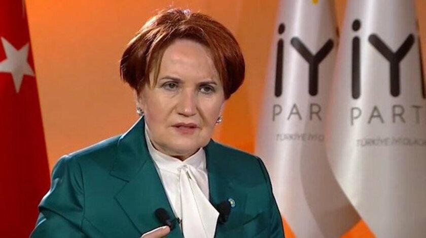 Akşener: HDP'li vekillerin yerinde olsam istifa ederdim!