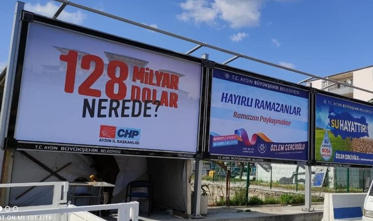 AKP'den '128 milyar dolar nerede?' açıklaması