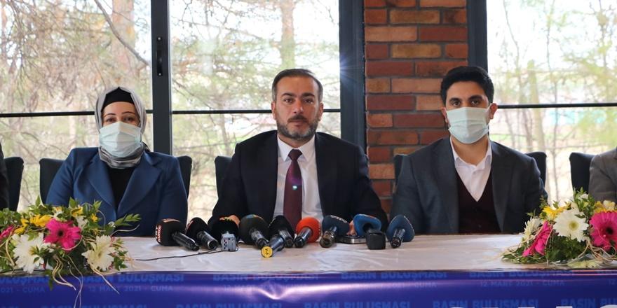 AKP Diyarbakır il Başkanı: Kürtlerin kazanımları güvence altına alınmalı!