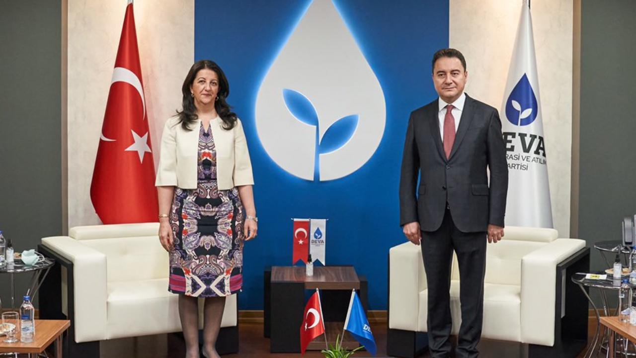 Babacan'dan 'seçim ittifakı' üzerinden HDP açıklaması!