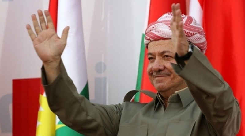 Başkan Barzani'den Kürt gençlere: Sizler mazlum bir milletin umudusunuz!
