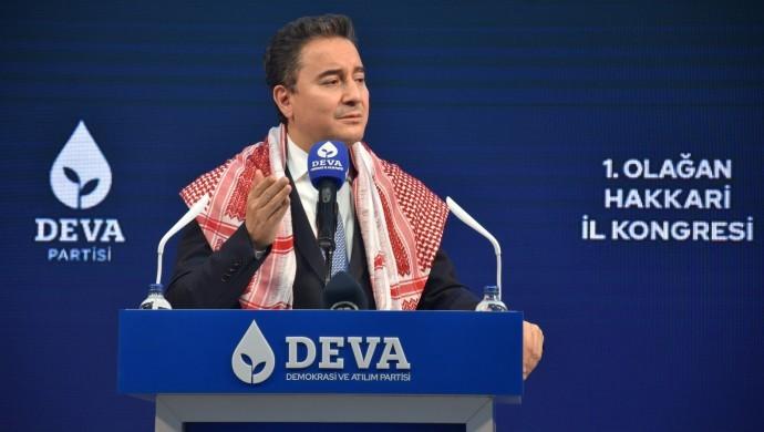 Babacan'dan iktidara 'Kürtçe' tepkisi!