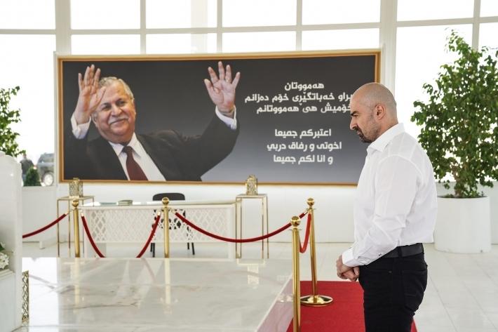 Bafil Talabani'den casusluk olayı üzerinden önemli açıklamalar!