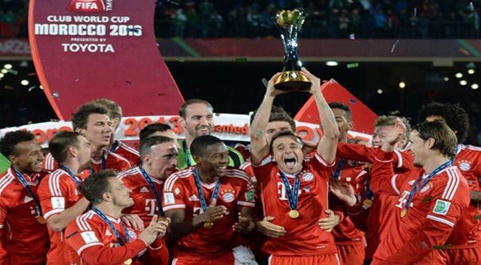 Bayern Münih dünyanın en büyüğü oldu!