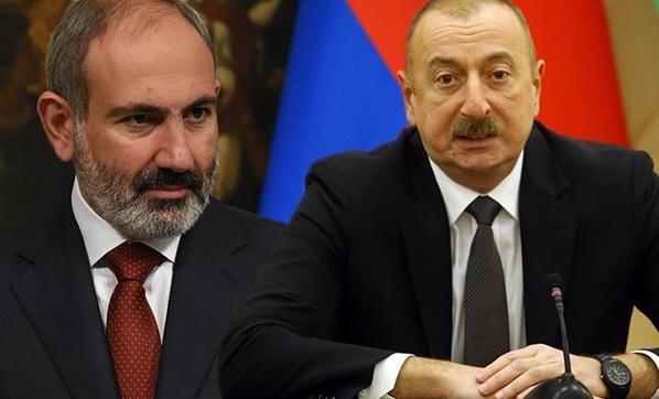 Paşinyan ve Aliyev'den BDT toplantısında önemli açıklamalar!