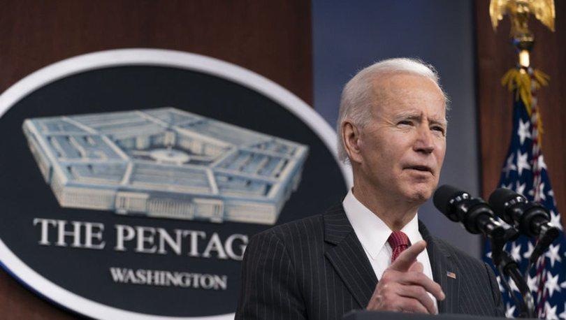 Pentagon, Biden'dan 'onları vur' talebinde bulunacak iddiası!