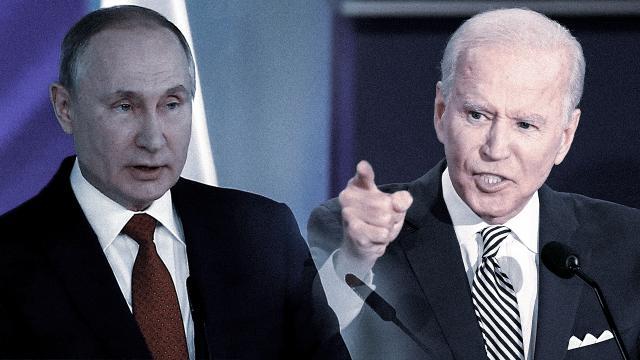 Kremlin'den Biden'a: Böyle bir şey tarihte görülmedi!