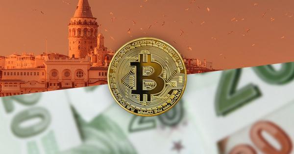Guardian: Türkiye'deki ekonomik sallantı Bitcoin çılgınlığını tetikledi!