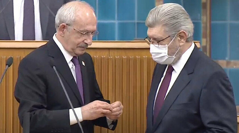 Eski Saadet Partili vekil CHP'ye katıldı!