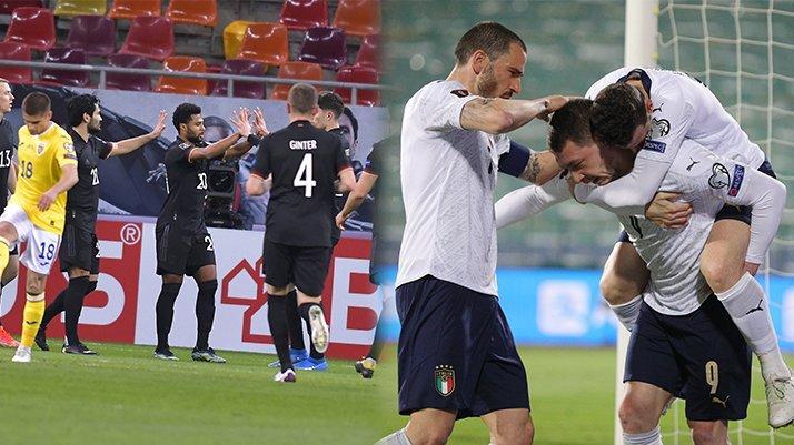 Dünya Kupası Avrupa Elemeleri'nde toplu sonuçlar