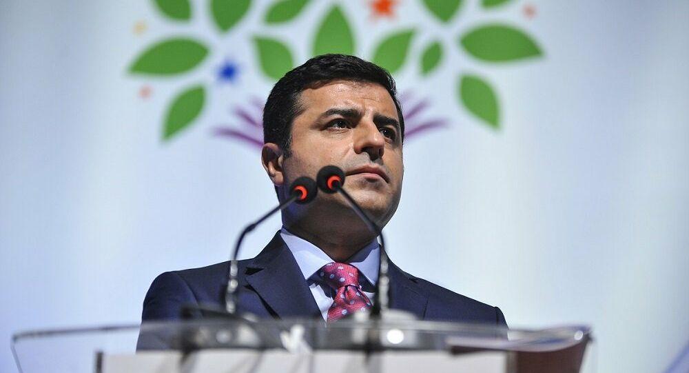 Demirtaş: Kürdüm, anavatanım Kürdistan'dır!