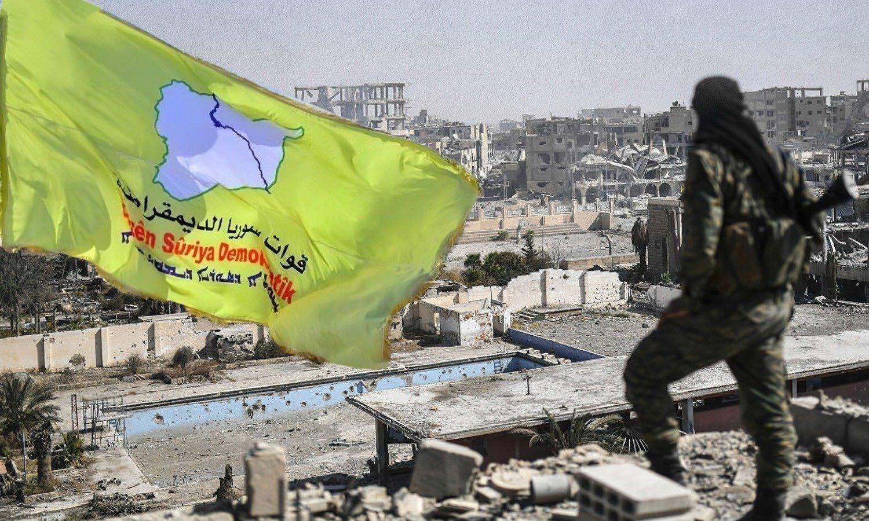 Demokratik Suriye Güçleri'nden Garê ve Türkiye açıklaması