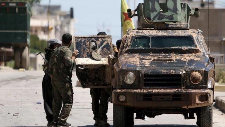 IŞİD, DSG'ye saldırdı: 2 ölü!