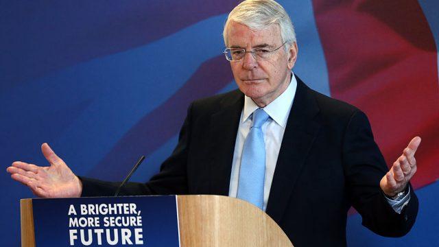 İngiltere Eski Başbakanı: Kürdistan Bölgesi'nin güçlü olmasını istiyoruz