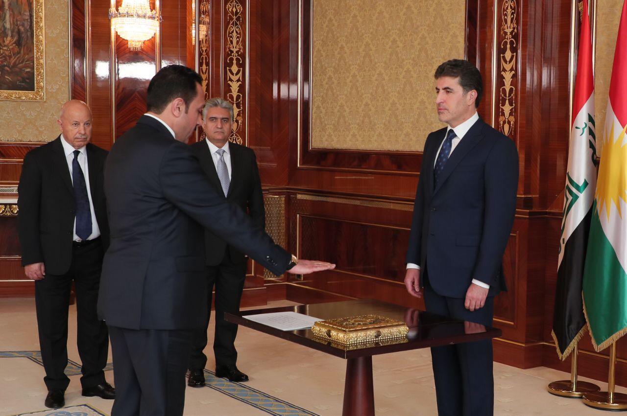 Erbil Valisi tüm siyasi taraflarla bir araya gelecek!