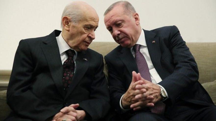 AKP ve MHP arasında seçim sistemi krizi!