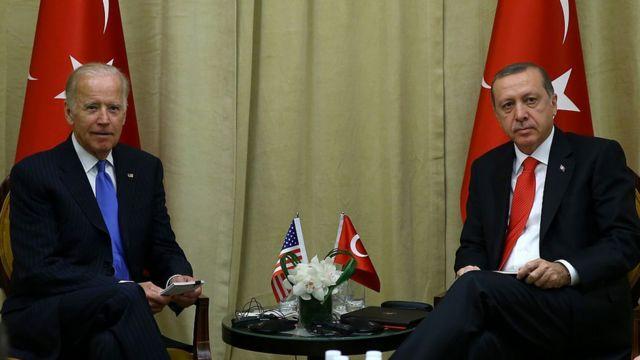 Erdoğan: Biden yönetimi verdiği sözü tutmalı!