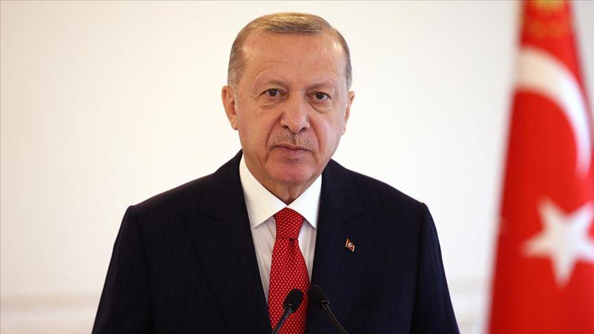 Erdoğan'dan YPG hakkında ilginç iddia!