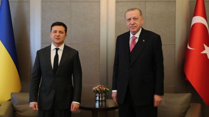 Erdoğan'dan Ukrayna'nın toprak bütünlüğü ve Kırım açıklaması!