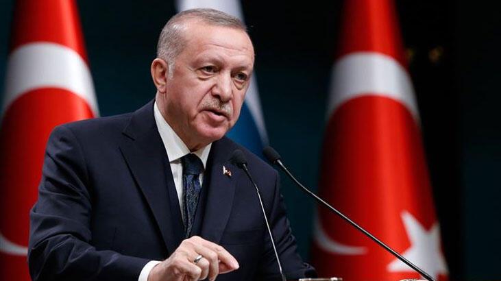 Erdoğan'dan 'sivil anayasa' açıklaması: Türkiye tarihinde ilk!