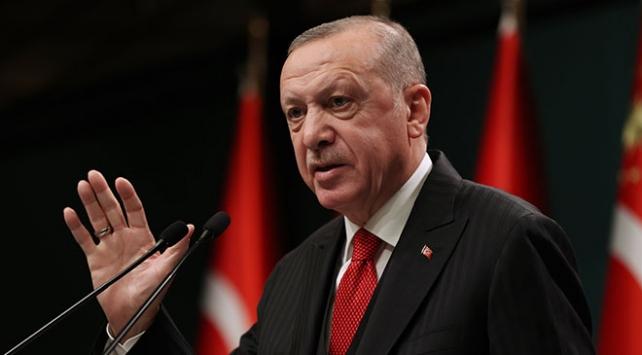 Erdoğan'dan muhalefete Gare tepkisi!