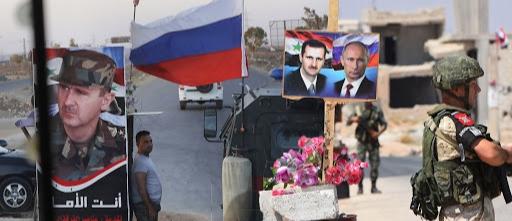 Moskova ve Şam'dan DSG'ye kınama!