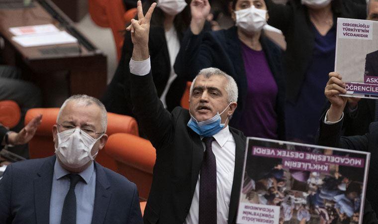 AYM, Ömer Faruk Gergerlioğlu hakkında kararını verdi!