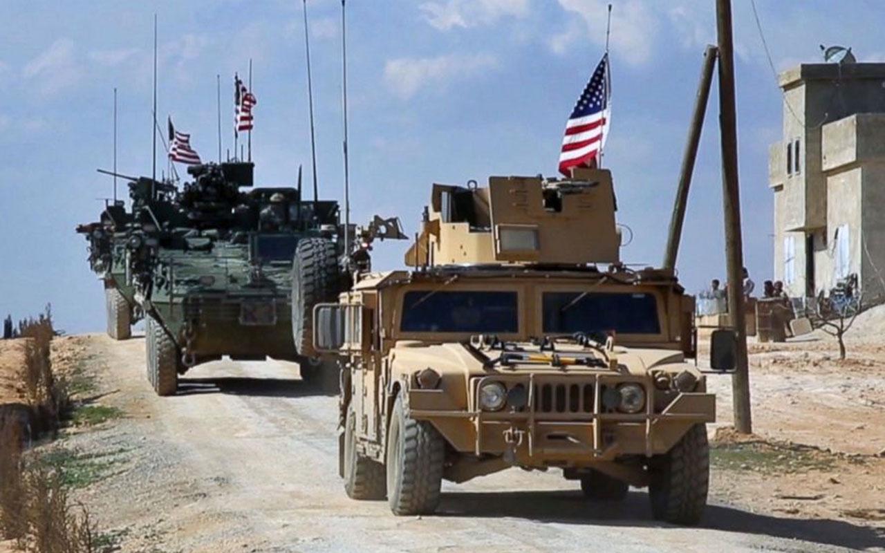 ABD'den Haseke'ye askeri takviye!