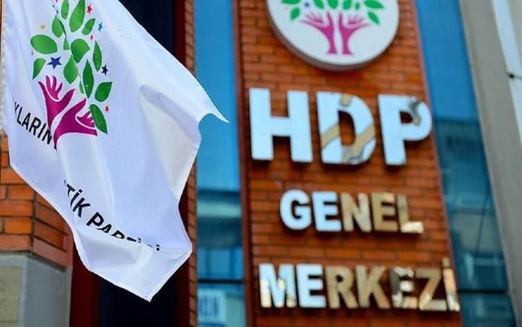 """""""HDP'nin yedek partisi hazır"""""""