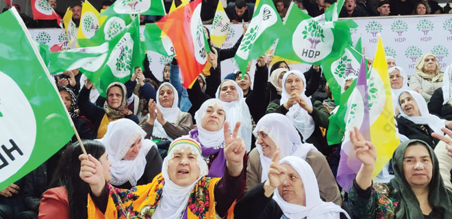 Yargıtay, HDP hakkında inceleme başlattı!